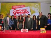 Grupo Medrano presenta los detalles del Carnaval Vegano 2014