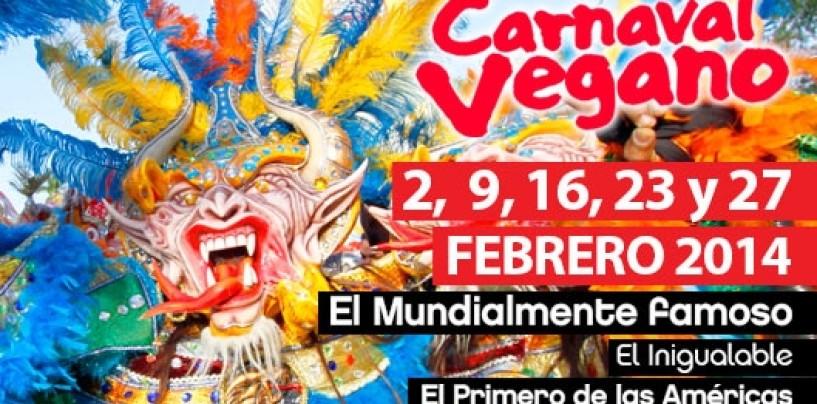 Carnaval Vegano 2014