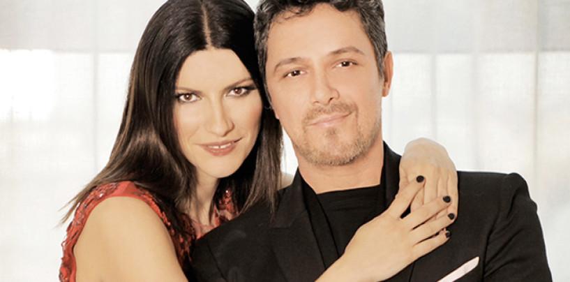 Laura Pausini y Alejandro Sanz estrenan primer videoclip del 2014