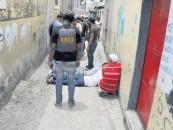 Arrestados dos menores por vender drogas en Gualey
