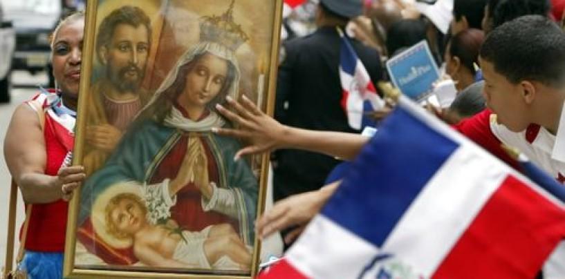 La Virgen de la Altagracia, Patrona de la República Dominicana