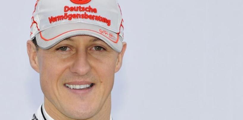 Michael Schumacher despierta del coma y comienza recuperación