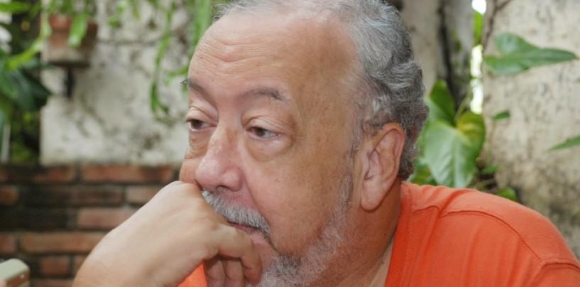 Amputan pierna al productor Cholo Brenes
