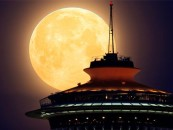 Primera Superluna del verano; ¿Estás preparado?
