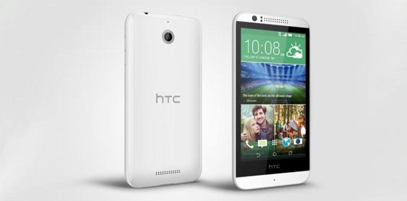 El nuevo HTC Desire 510 se une a la guerra de los Smartphones