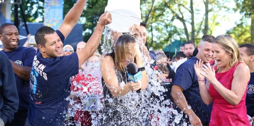 Los retos del balde de agua helada que salieron mal