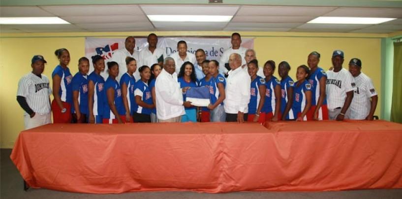 Mujeres dominicanas ponen Softball en 9no lugar del mundo
