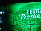 Sube el volumen del Festival Presidente 2014