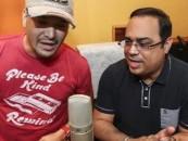 Gilberto Santa Rosa y Víctor Manuelle en el Festival Presidente