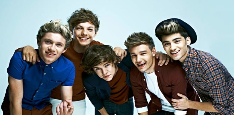 One direction conquista récord con su nuevo video Steal my girl