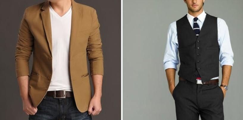 ¿Cómo deben llevar los hombres una vestimenta casual y con estilo?