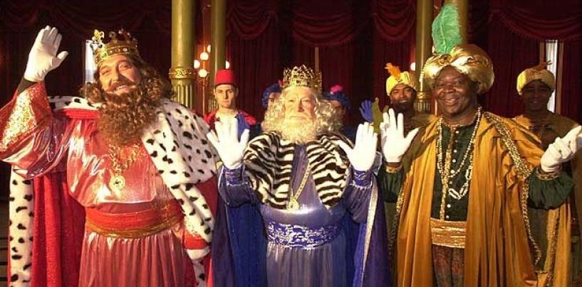 Los Reyes Magos y su trayecto histórico hasta nuestros días
