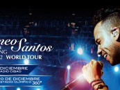 Romeo Santos en concierto nos trae Volumen 2 Tour