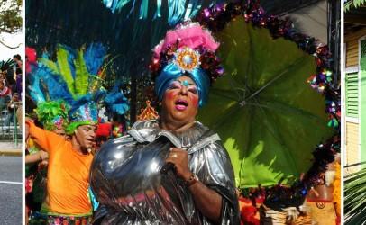 Cómo elegir los disfraces de carnaval más populares de los dominicanos