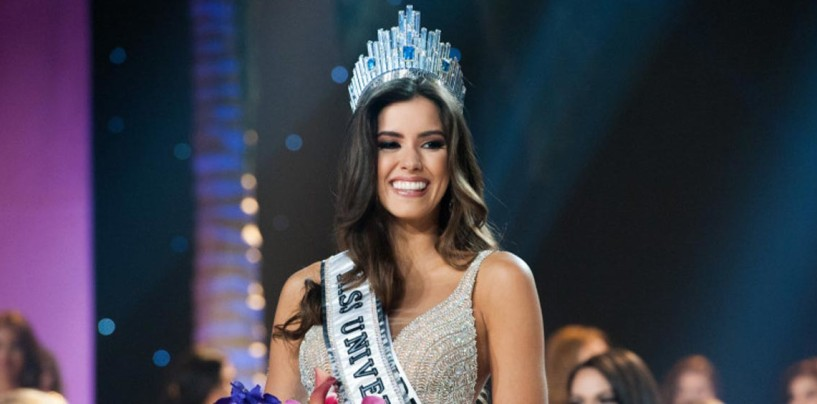 El top 5 de lo  más criticado del Miss Universe 2015