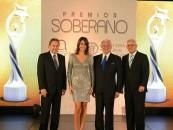 Mariasela y Cuquín conducirán los Premios Soberano 2015
