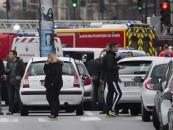 La policía derriba a los autores de actos de terrorismo en Francia