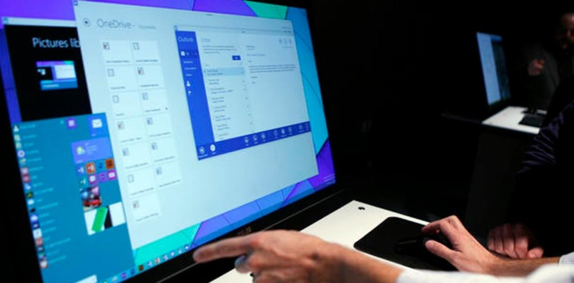 Windows 10 gratuito para los usuarios legales del 7 y el 8