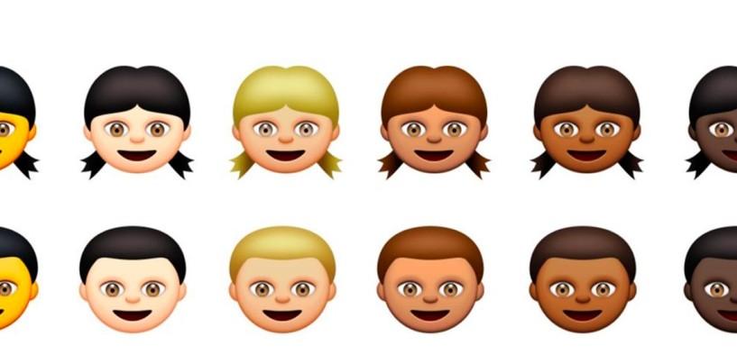 Apple agrega diversidad racial a Whats APP