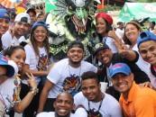 Con Mr. Tours en el Carnaval vegano 2015 la fiesta se pone a mil