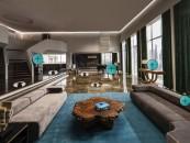 50 Sombras: Entra y conoce el apartamento de Christian Grey!