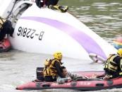 Segundo desastre aéreo de TransAsia se debió a  falla en motores