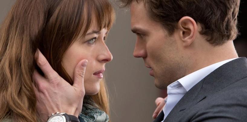Mató a su pareja recreando una escena de la película 50 sombras de Grey