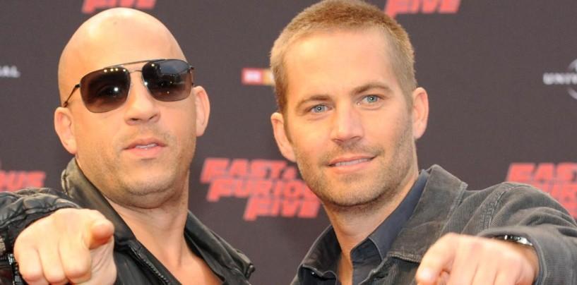 Vin Diesel nombra a su hija como Paul Walker en su honor