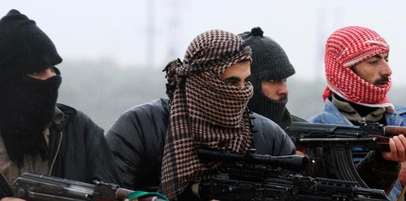 La brutalidad del Estado Islámico