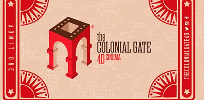 Primer cine 4D del país y del Caribe: The Colonial Gate 4D Cinema