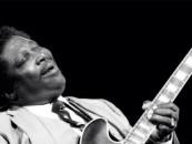 Muere BB King, el rey del género blues.