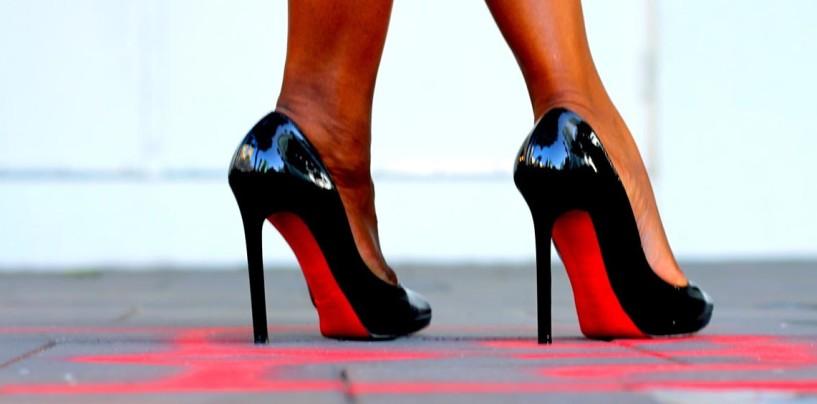Cannes Film Festival prohíbe el uso de zapatos bajos