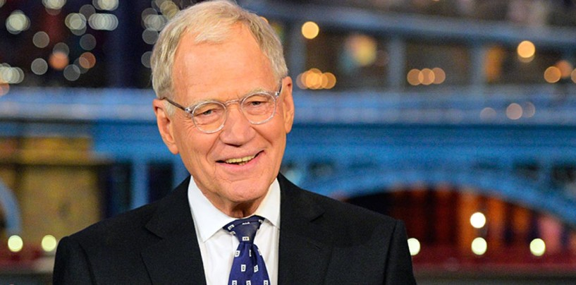 """Late Night with David Letterman"" llega a su fin"