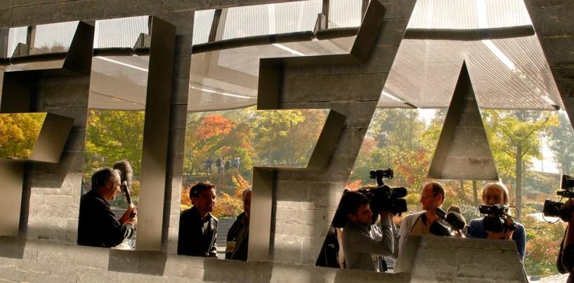 Escándalo por lavado de dinero en la FIFA