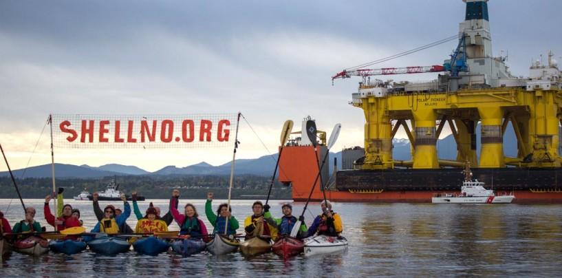 La petrolera Shell obtiene permiso para perforar el Ártico