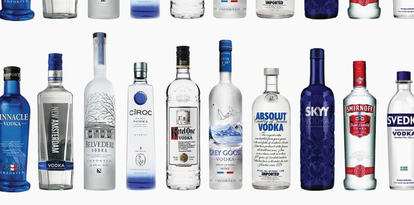 ¡No te imaginas todo lo que puedes hacer con el vodka!