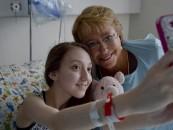 Ha fallecido la niña que pedia eutanasia a Michelle Bachelet