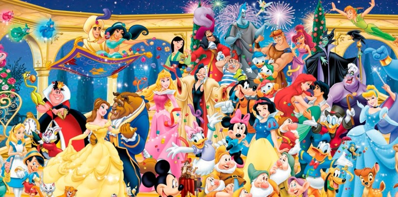 3 versiones originales y espeluznantes  de las historias de Disney más famosas