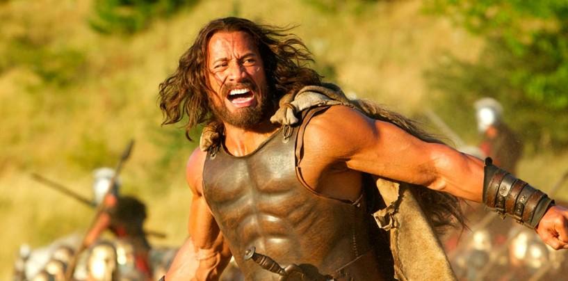 ¿Una dieta de cuántas calorías al día se necesita para lucir como Hércules?