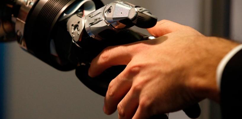 Un nuevo robot que planea revolucionar la medicina moderna