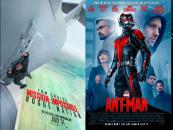 Los estrenos de películas de este verano 2015