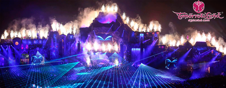 Tomorrowland-Stage