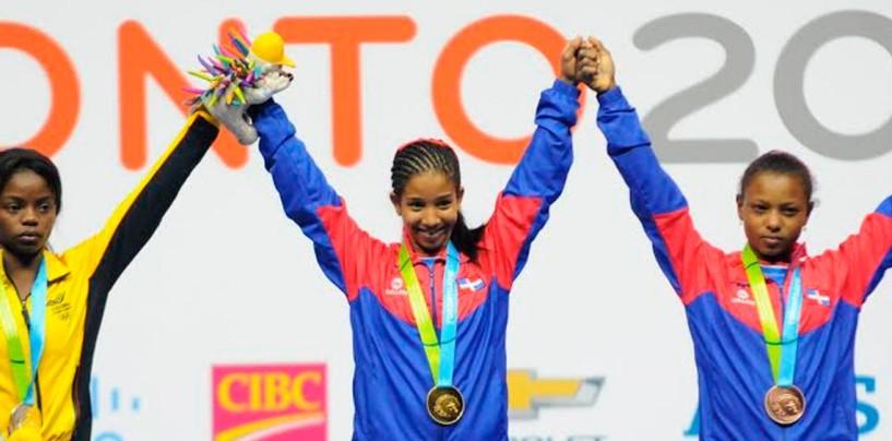 ¡Los atletas dominicanos avanzan en los juegos Panamericanos 2015!