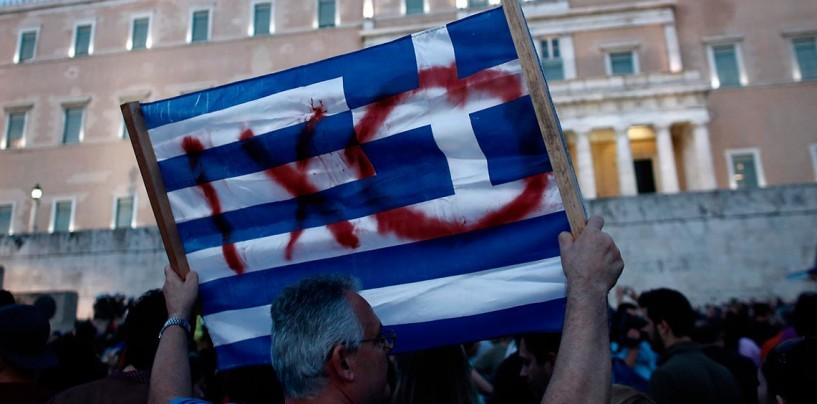 Grecia vota NO exponiendo su riesgo en la Unión Europea