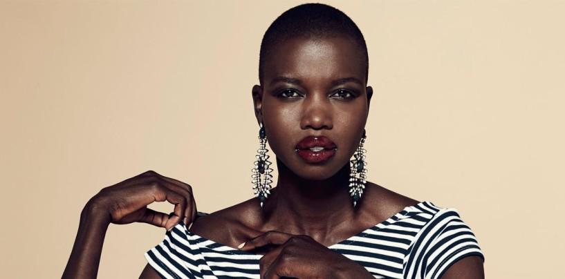 Modelo acusa de racista a la industria del modelaje