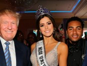 Miss Universo Paulina Vega responde a Donald Trump