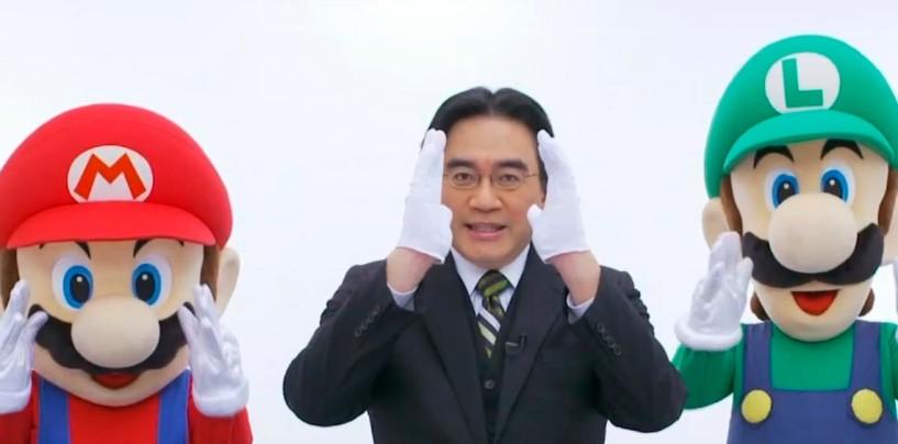 El presidente de Nintendo, Satoru Iwata, fallece a causa de cáncer