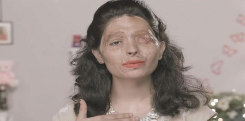 El tutorial de maquillaje que está creando consciencia